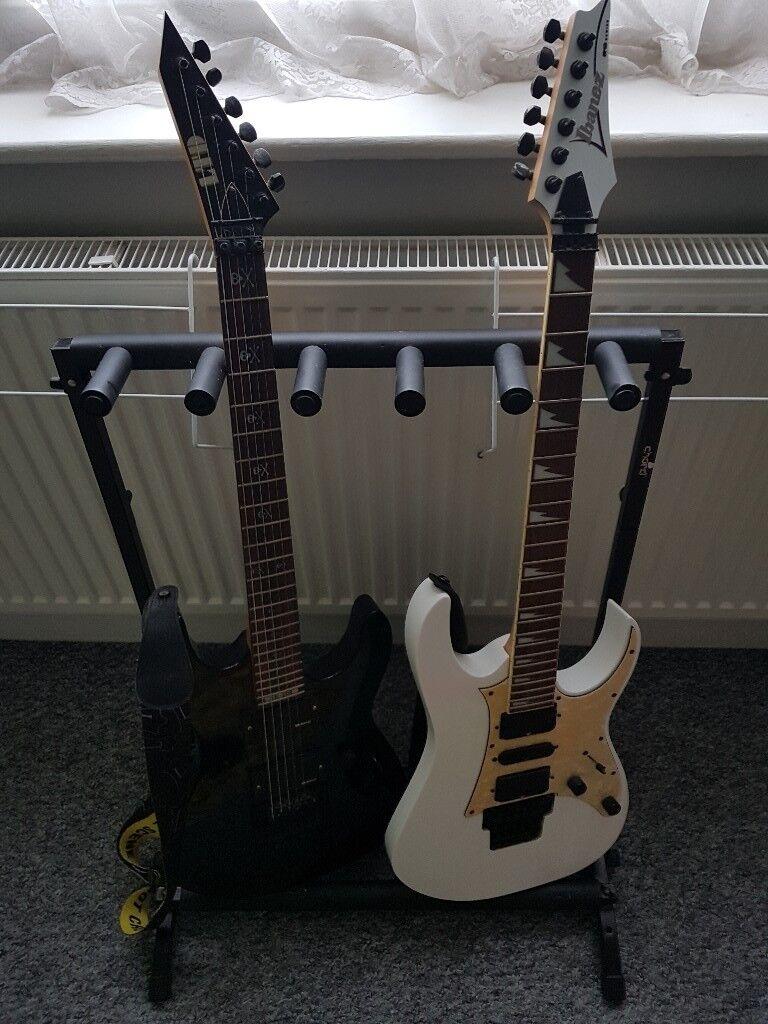 5 Guitar Storage Rack/stand