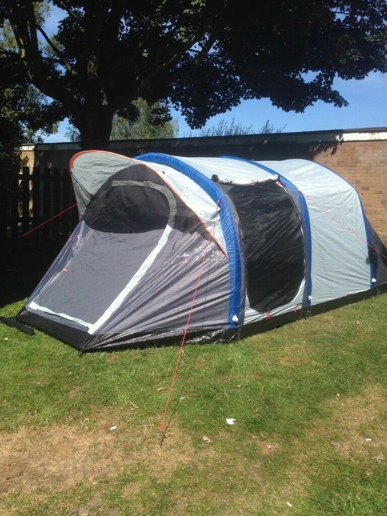 4 person air tent good condition only bee used once . & 4 person air tent good condition only bee used once . | in Dundee ...