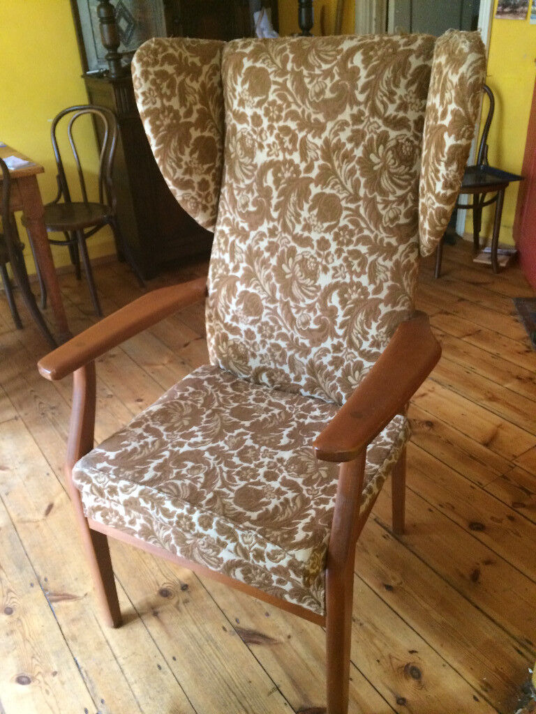 Parker Knoll Wing Back Chair & Parker Knoll Wing Back Chair | in Hackney London | Gumtree
