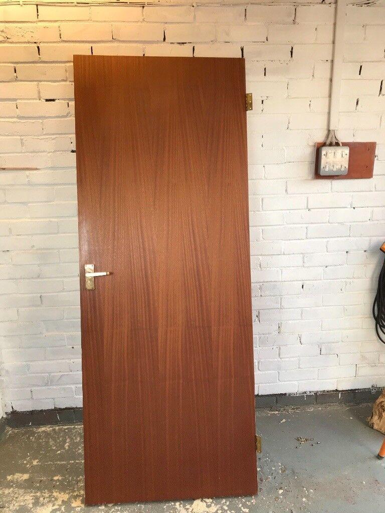Sapele Interior Doors | In Poole, Dorset | Gumtree