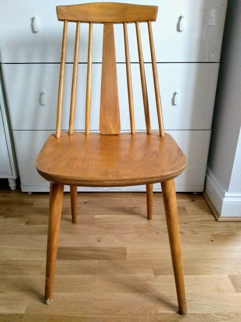 Vintage Wooden Chair   Perfect Renovation Project