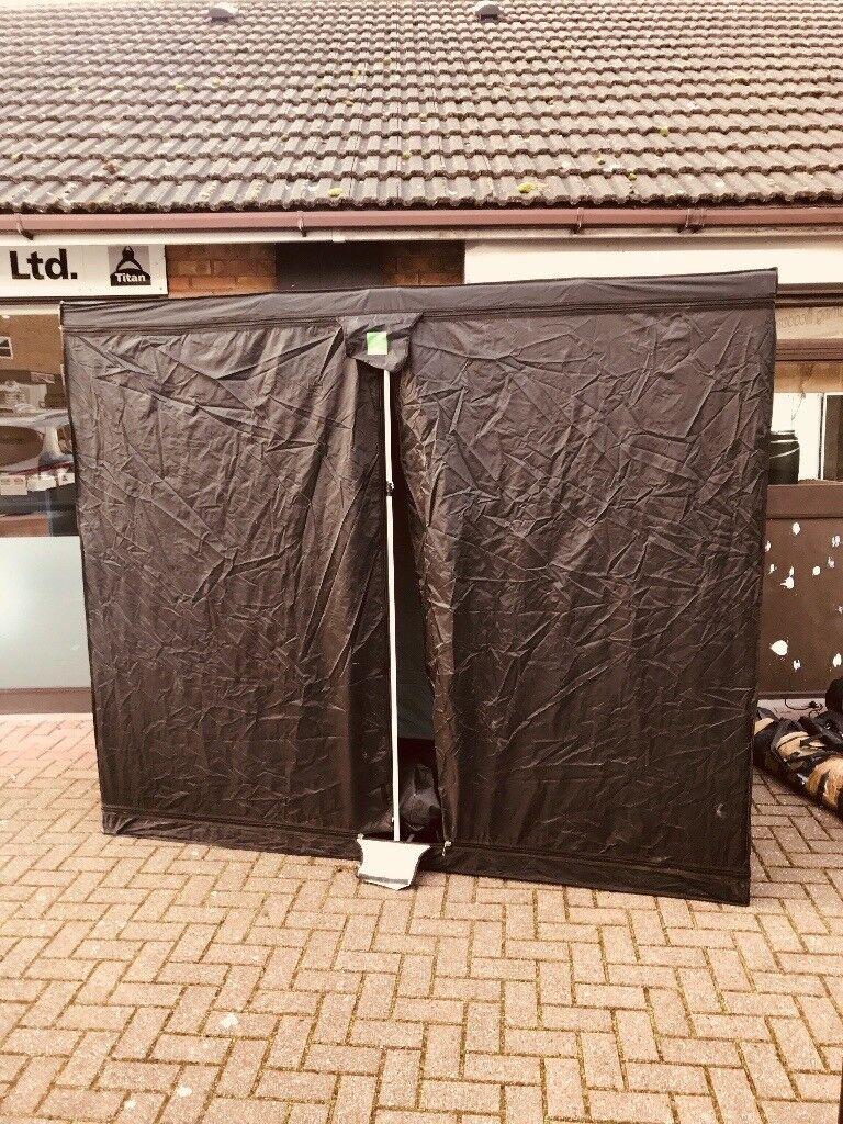 Cheshunt Hydroponics Store - used 2.4 x 1.2 x 2m BudBox grow tent & Cheshunt Hydroponics Store - used 2.4 x 1.2 x 2m BudBox grow tent ...