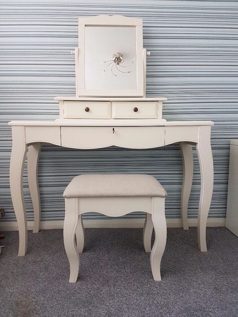 next home dressing table