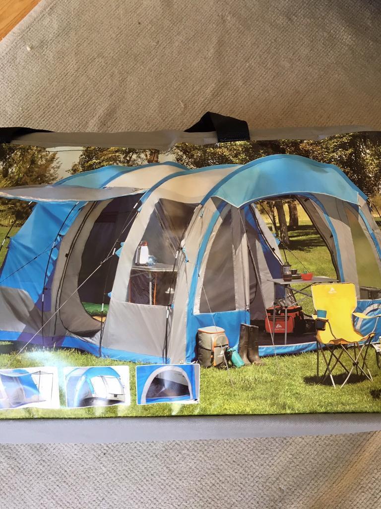 4 person tunnel tent (ozark trail) new & 4 person tunnel tent (ozark trail) new | in Washington Tyne and ...