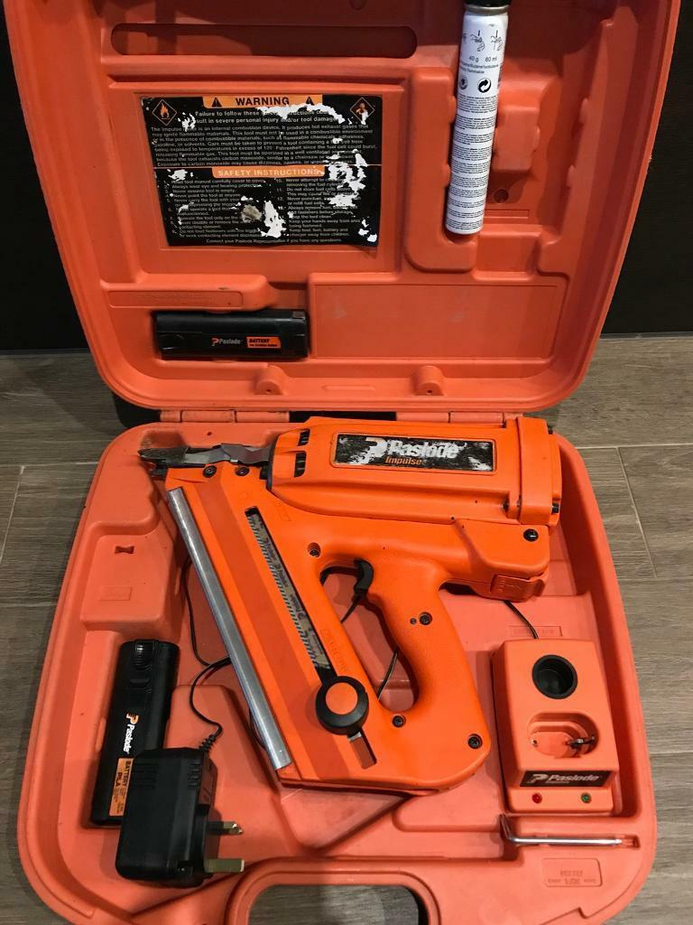 Paslode Im350 First Fix Framing Nail Gun. ( Makita Dewalt Milwaukee Hilti  Festool Fein Hitachi
