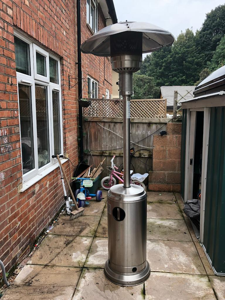 Stand Up Patio Heater In High Wycombe Buckinghamshire Gumtree