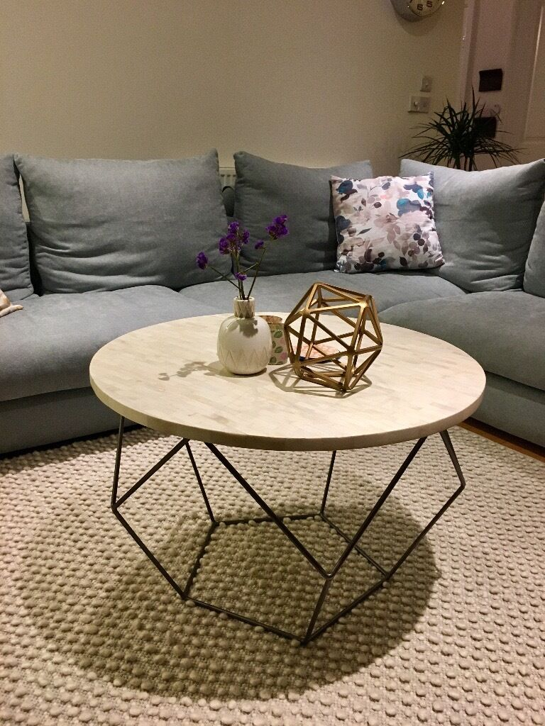 Good West Elm U0027Origamiu0027 Coffee Table