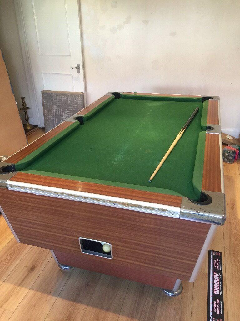 Slate Pool Table, Very Heavy, £50