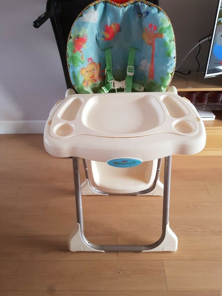 Fisher Price Rainforest high chair & Fisher Price Rainforest high chair | in Kirkcaldy Fife | Gumtree