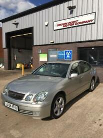 2004 Lexus GS300 3.0 Automatic   1 Owner, Low Miles