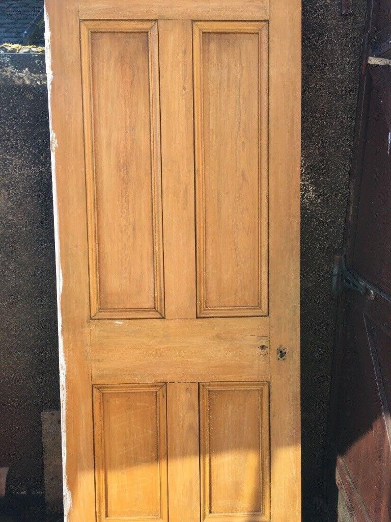 Wooden panelled doors & Wooden panelled doors   in Falkirk   Gumtree