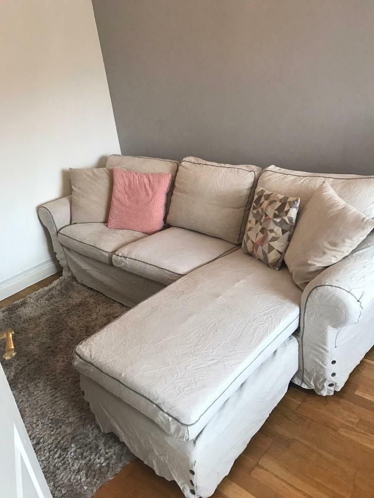 Ikea Ektorp Sofa 3 Seater