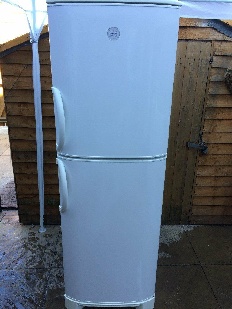 Electrolux Fridge Freezer A Class Frost Free In Good Clean Condition .free  Local Delivery .