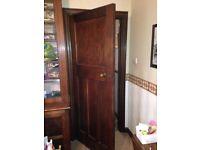 1930u0027s Original Solid Oak doors and also painted white oak Internal Doors  sc 1 st  Gumtree & 1930 internal door   Stuff for Sale - Gumtree