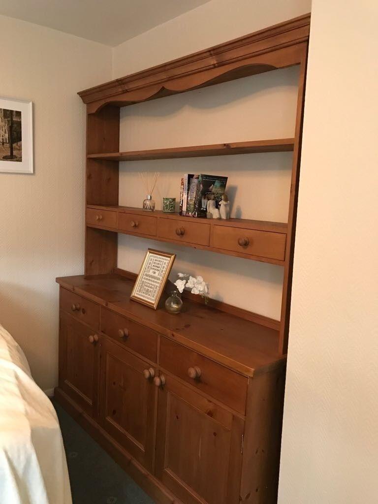 Solid Pine Living Room Furniture Set