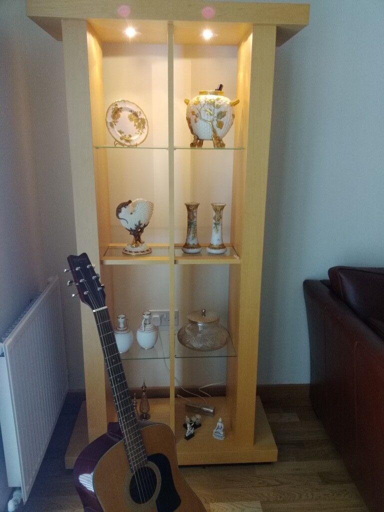 Vitrina/open Display Cabinet