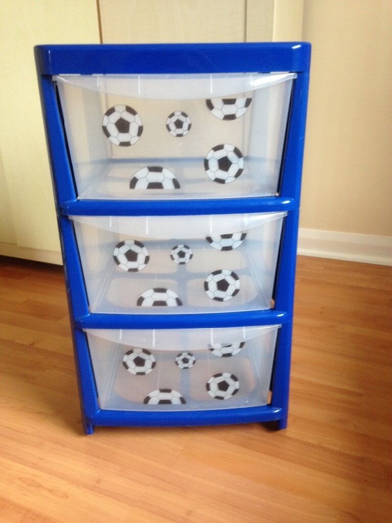 Football plastic storage unit & Football plastic storage unit | in Plymouth Devon | Gumtree