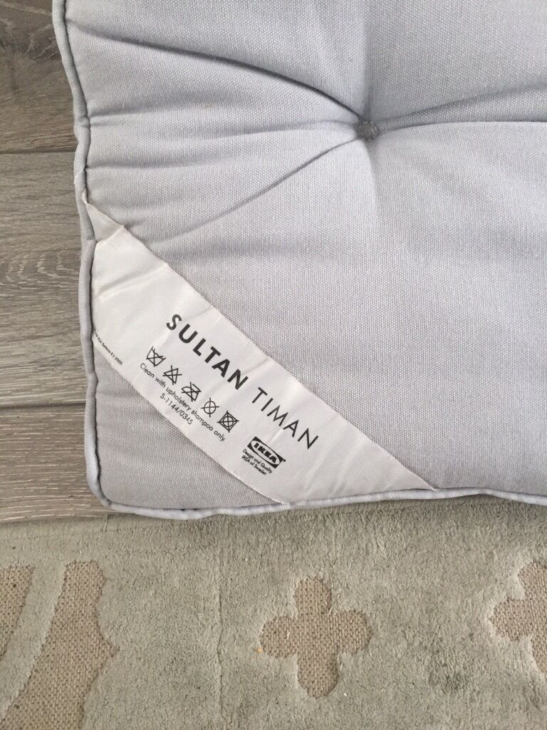 ... Ikea Sultan Ikea Single Sultan Timan Mattress Topper Excellent  Condition ...