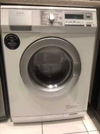 FREE DELIVERY AEG LAVAMAT 7KG WASHING MACHINE IN GOOD WORKING CONDITION BARGAIN £75