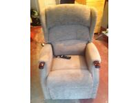 HSL Dual Motor Rise and Recline Chair - Great condition