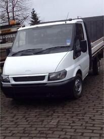 FORD TRANSIT ONE YEAR MOT VERY NICE VAN 2000£!!