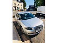 AUDI A3 AUTO +SPORT +F1 PADDLE SHIFTS DIESEL REMAPPED 240BHP READY TO DRIVE AWAY