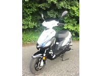 Longjia Digita 51 50cc Moped