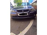 CHEAP BMW 3 Series 2.0 318i AUTOMATIC, VERY LOW MILEAGE ONLY 57000 !! with £1000 extra