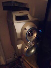 Panasonic speakers 2 of