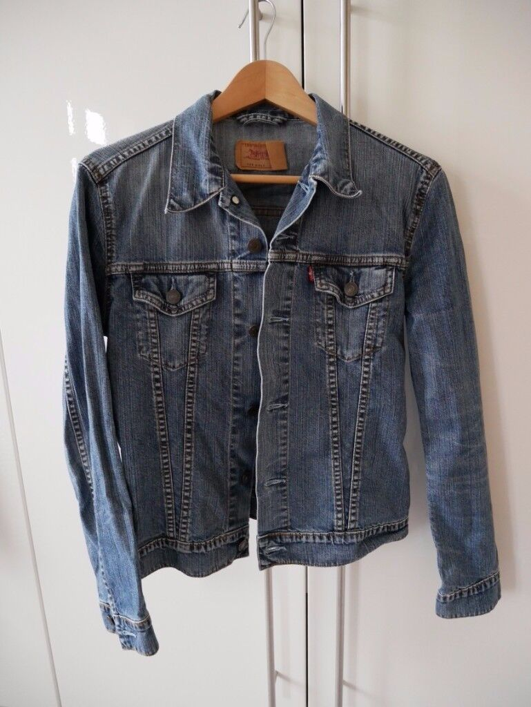 Levi's for girls denim jacket