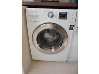 Samsung washing machine. High spec. As new.