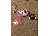 Hello Kitty Vintage Digital Camera