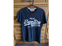 5 Superdry small t-shirts