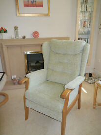 Relax Charlbury Upright Chair