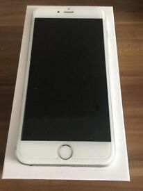 Iphone 6 Plus Silver 16GB Ee/Tmobile Mint Condition