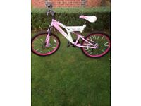 MUDDY FOX SPORTZ DREAM GIRLS MOUNTAIN BIKE