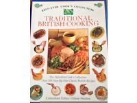 Best Ever Cook's Collection Traditional British Cooking Large Hardback Book