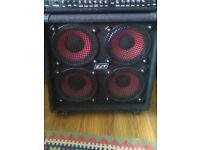 300 watt 4x12 ELK speaker cabinet.