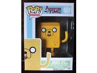 Adventure Time JMO (Jake as BMO) Pop Vinyl # 187
