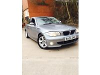 BMW 120I M Sport - 2.0 Petrol 05 Plate - 2005, Push button Start Low millage £1199 Or swap