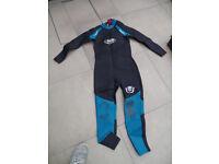 Jag Titanium Wetsuit XL
