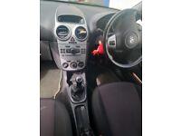 Vauxhall corsa 1.3 diesel 6 speed, brand new MOT