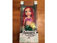 Disney Ariel Animators Doll