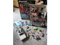 Playmobil Ghostbusters Headquarters & Ecto Car including extra figures