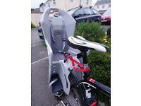 Polisport baby/ child bike seat vgc little use
