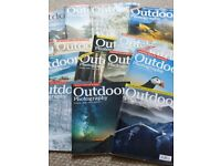Outdoor Photography Magazines x16 Used
