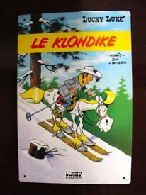 Lucky Luke LE KLONDIKE 50th Anniversary Collectable