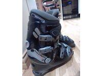 Salomon Evolution 9 Ski Boots (Size 27.5/UK8/8.5)
