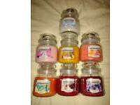 Yankee candle medium jar bundle