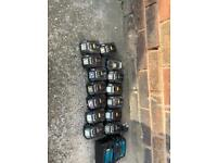 Makita batterys and charger spares and repairs